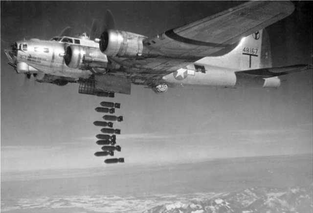 Οι βόμβες του Β' Παγκοσμίου Πολέμου έκαναν ζημιά στην ιονόσφαιρα