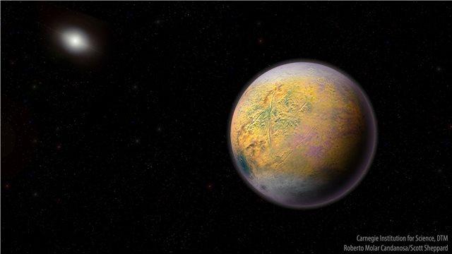 Ανακαλύφθηκε  πλανήτης νάνος πολύ πιο μακριά από τον Πλούτωνα