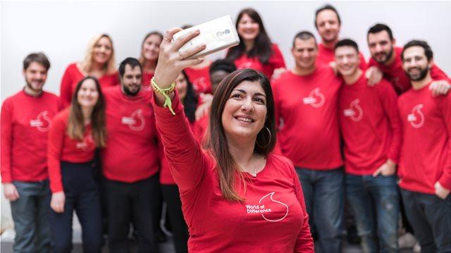 World of Difference 2019: Με πρωταγωνιστή την τεχνολογία, το Ίδρυμα Vodafone πάει τον κόσμο μπροστά