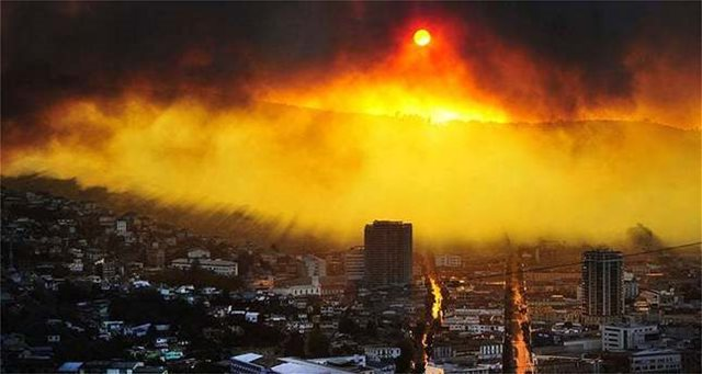 Τετραπλασιάστηκαν οι φυσικές καταστροφές λόγω της υπερθέρμανσης του πλανήτη