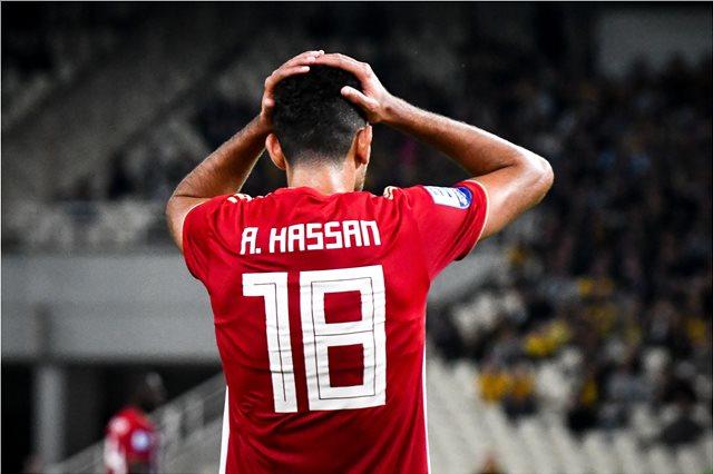 Ζημιά με Χασάν στον Ολυμπιακό!