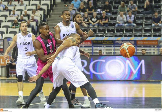 Basketball Champions League, ΠΑΟΚ-Βόννη 95-100: Ξέχασε να παίξει άμυνα και έχασε