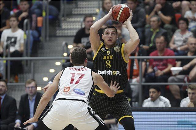 Basketball Champions League, Νίμπουρκ-ΑΕΚ 93-94: Προηγήθηκε με 19 πόντους, αλλά χρειάστηκε δύο παρατάσεις για τη νίκη!