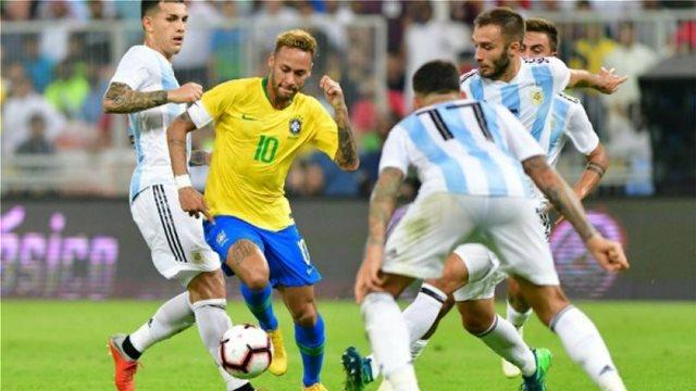Βίντεο: Στο 93' η Βραζιλία πήρε το φιλικό Clasico με την Αργεντινή