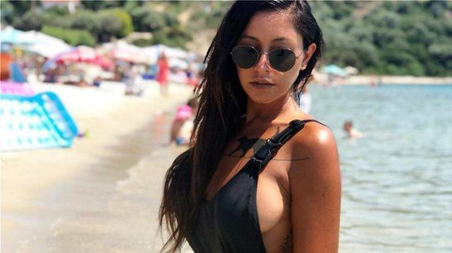 Σίσσυ Ζουρνατζή: Γνωρίστε τη σέξι instagrammer του Nomads