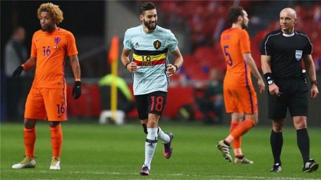 Βέλγιο - Ολλανδία 1-1: Χαλαρή ισοπαλία και για τους δύο