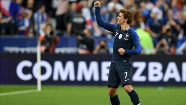 Nations League: Νίκησε τη Γερμανία η Γαλλία - Δεύτερη σερί νίκη για το Γιβραλτάρ