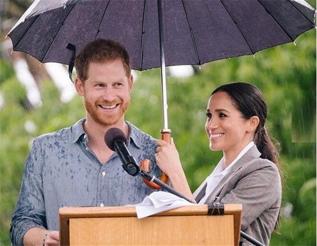 Ψητό καγκουρό θα απολαύσουν ο πρίγκιπας Χάρι και η Μέγκαν Μαρκλ στην Μελβούρνη