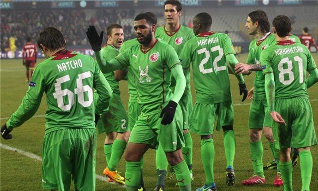Βαριά «καμπάνα» για τη Ρούμπιν Καζάν από την UEFA