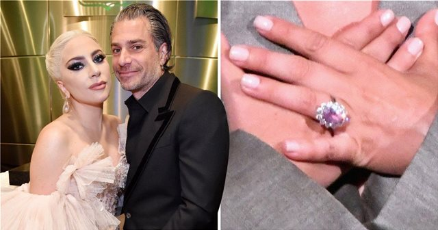 Το ροζ διαμάντι της Lady Gaga αξίζει πάνω από 1 εκατ. δολάρια