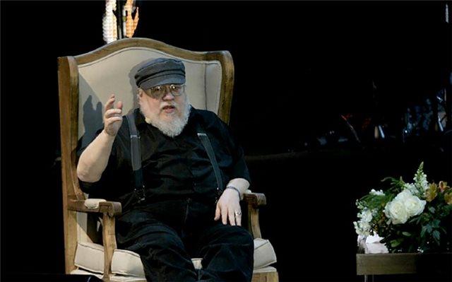 Ο δημιουργός του Game of Thrones αποκαλύπτει ποιον χαρακτήρα του θυμίζει ο Τραμπ και γιατί!