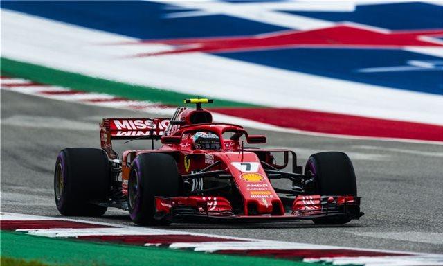 GP ΗΠΑ: Επιστροφή στις νίκες για Raikkonen, παράταση στην υπόθεση τίτλος