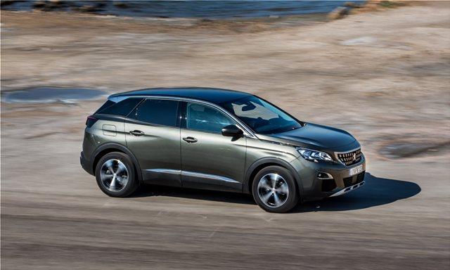 Δοκιμή: Peugeot 3008 1.5 BlueHDi EAT8 130 PS