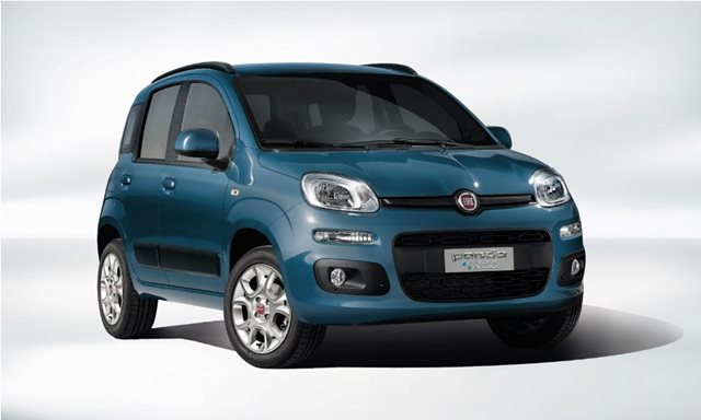 Fiat Panda CNG σε νέα τιμή