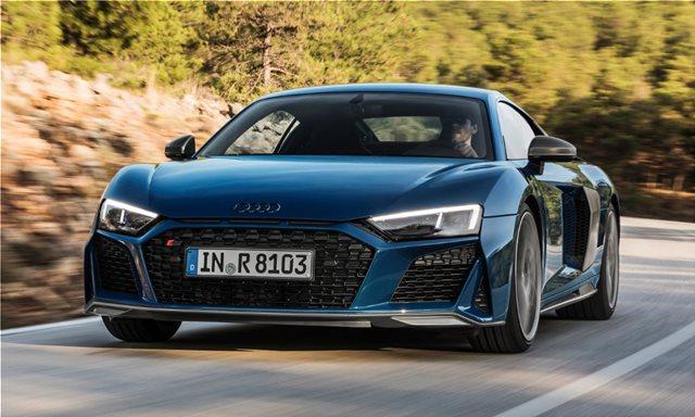 Το Audi R8 ανανεώθηκε