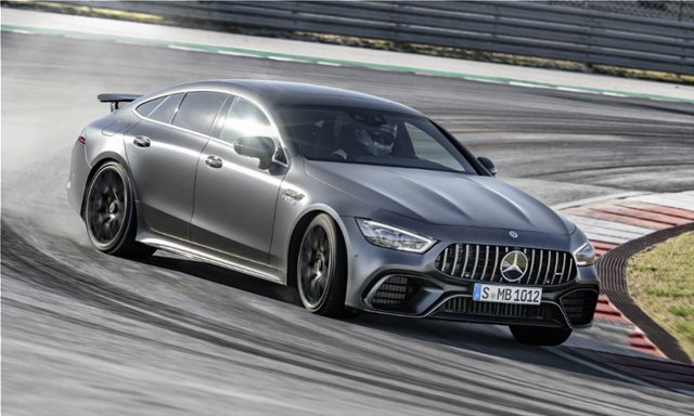 Video: H Mercedes-AMG GT63 S 4-Door κάνει ρεκόρ στο Ring