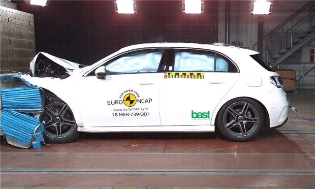 Νέες δοκιμές πρόσκρουσης από τον Euro NCAP