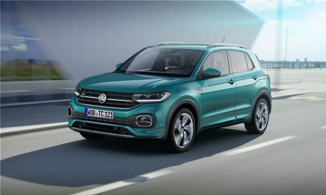 Αποκάλυψη NewsAuto: Αυτό είναι το νέο μικρό SUV της VW!  - Με χιλιάρι κινητήρα