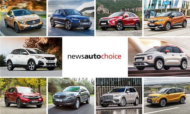 Καινούργιο οικονομικό οικογενεικό SUV; - Ιδού τα 10 που ξεχώρισαν οι δοκιμαστές...