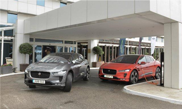 Σε ανοδική πορεία οι Jaguar & Land Rover