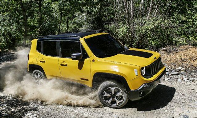 Στην Ελλάδα το νέο Jeep Renegade - Πόσο κοστίζει;