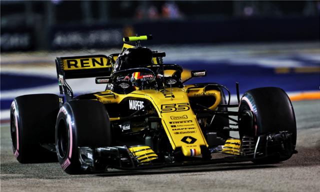 Και η F1 της Renault στην έκθεση αυτοκινήτου 2018