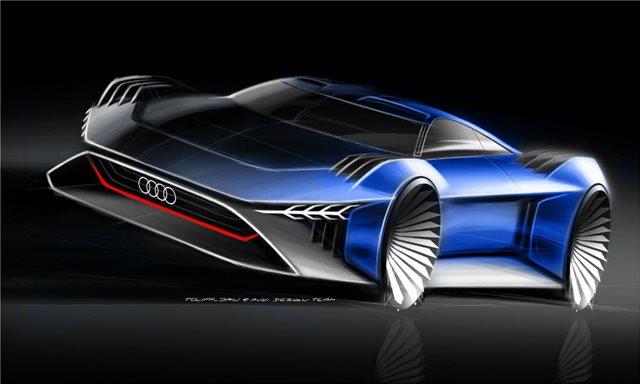 Νέο ηλεκτρικό υπεραυτοκίνητο από την Audi (+video)