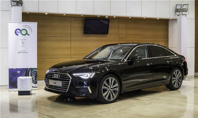 Η Kosmocar-Audi χρυσή χορηγός στην 3η Ευρω-Αραβική Σύνοδο