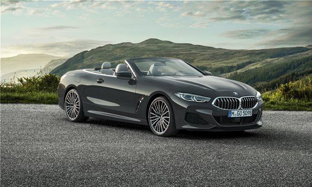 Επίσημη αποκάλυψη της νέας BMW Σειρά 8 Cabrio (+video)