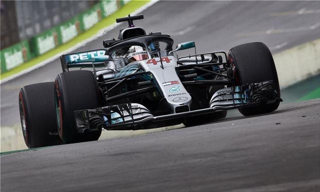 GP Βραζιλίας: Ο Hamilton νικητής και η Mercedes πρωταθλήτρια