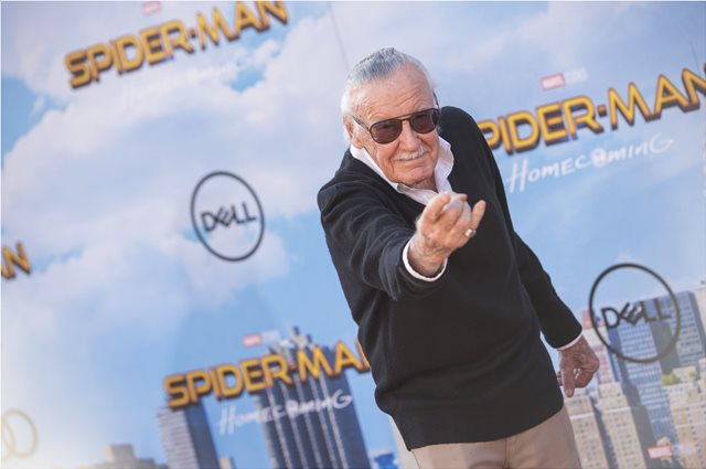 «Έφυγε» ο θρύλος της Marvel και «πατέρας» του Spider Man Σταν Λι
