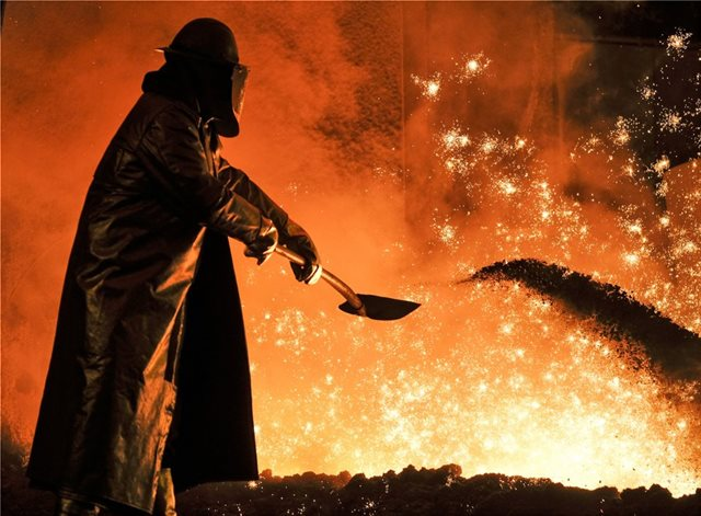 Βέλγιο: Εργάτες σε χαλυβουργείο πήραν 30.000 € μπόνους κατά... λάθος