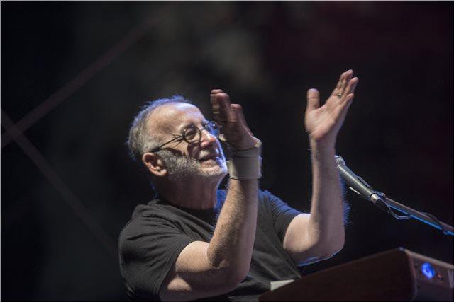Θάνος Μικρούτσικος: Η τελευταία  μου συναυλία στην Κύπρο
