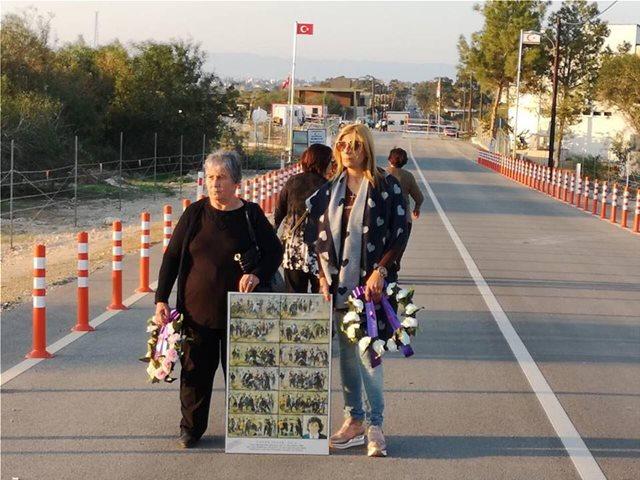 Κύπρος: Διαμαρτυρία των γονέων Ισαάκ και Σολωμού για το άνοιγμα του «ματωμένου» οδοφράγματος της Δερύνειας