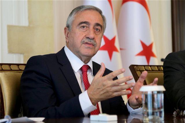 Ακιντζί: Οι Τουρκοκυπριοι δεν θα δεχθούν να έχουν μειονοτικά δικαιώματα σε ένα ενιαίο κράτος