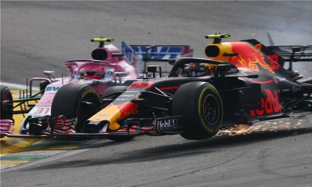 Απίστευτο: Οδηγοί της F1 πιάστηκαν στα χέρια (video)
