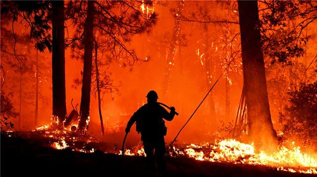 «Inferno» στην Καλιφόρνια: Στους 228 οι αγνοούμενοι στην πύρινη λαίλαπα - Στάχτη χιλιάδες σπίτια
