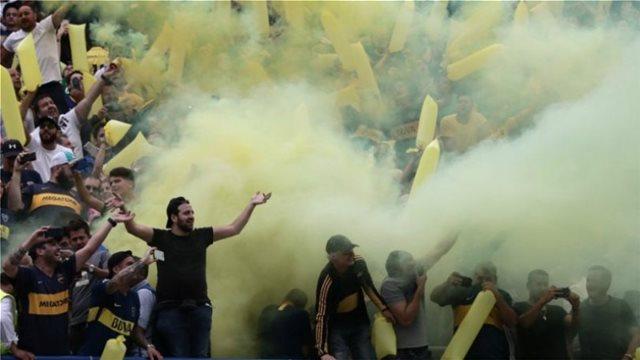 Βίντεο: Πώς έζησαν οι οπαδοί της Μπόκα και της Ρίβερ το SuperClasico
