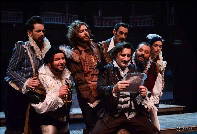 «Ερωτευμένος Σαίξπηρ» σε σκηνοθεσία Γιάννη Κακλέα στο «Θέατρον» του «Ελληνικού Κόσμου»