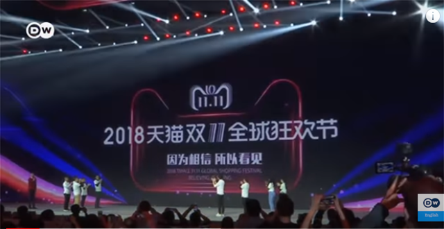 Singles' Day Sets Another Sales Record (infographic-video)