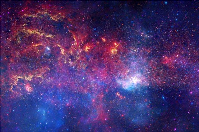 Τεράστιος γαλαξίας «φάντασμα» βρέθηκε κρυμμένος πίσω από τον δικό μας γαλαξία