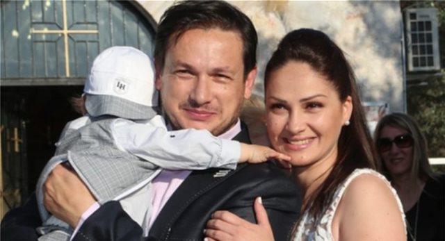 Η συγκινητική ιστορία του ηθοποιού Σταύρου Νικολαΐδη και η λατρεία που έχει στο γιο και τη γυναίκα του
