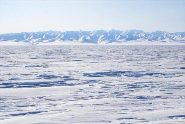 Γροιλανδία: Ανακαλύφθηκε κρατήρας από μετεωρίτη μεγαλύτερος από την Αττική