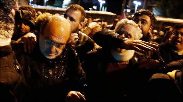 Αλεξιάδης για τους προπηλακισμούς στελεχών του ΣΥΡΙΖΑ έξω από την πρεσβεία των ΗΠΑ: Δεν είναι συνηθισμένες αυτές οι επιθέσεις