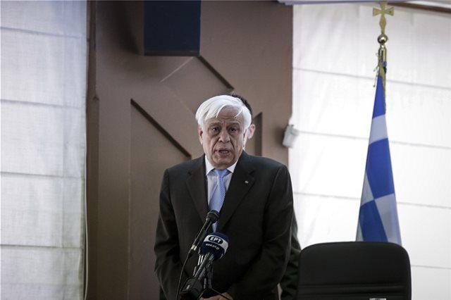 Παυλόπουλος: Δίκαιη και βιώσιμη λύση του Κυπριακού με σεβασμό στο Διεθνές Δίκαιο