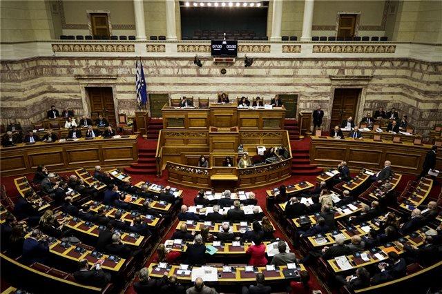 Βουλή: Την Τετάρτη κατατίθεται ο προϋπολογισμός – Προς ψήφιση στις 18 Δεκεμβρίου