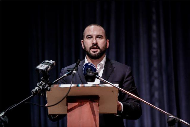 Τζανακόπουλος: Θα εξαντλήσουμε κάθε περιθώριο διαλόγου με την Εκκλησία