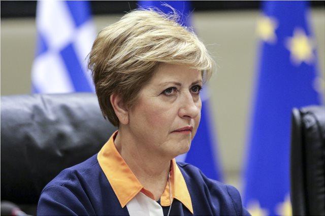 Μαρία Κόλλια Τσαρουχά: Θα δώσουμε και τη ζωή μας για να υπερασπιστούμε τα κυριαρχικά μας δικαιώματα
