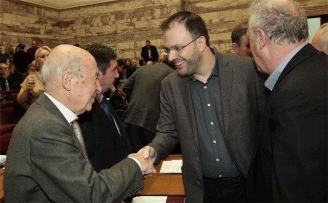 Θεοχαρόπουλος: Στεκόμαστε απέναντι σε μεθοδεύσεις ποινικοποίησης της πολιτικής ζωής