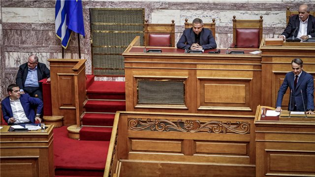 Έρευνα της Public Issue: Δημοφιλέστερος πολιτικός με 46% ο Κυριάκος Μητσοτάκης - Στο 26% ο Τσίπρας